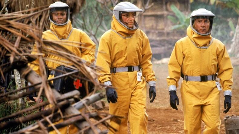 Virüs Salgını Konulu Filmler