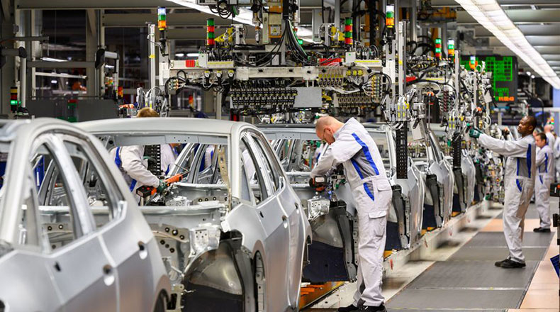 Volkswagen Kar Etmeye Devam Ediyor 2