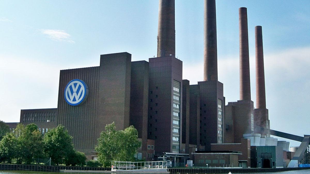 Volkswagen Wolfsburg Fabrikası 1
