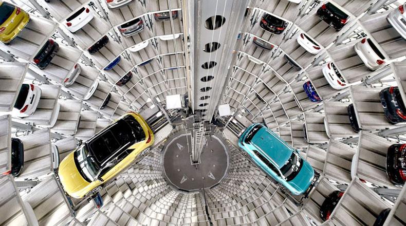 Volkswagen Wolfsburg Fabrikası 3