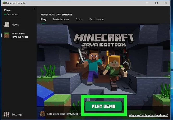 minecraft ücretsiz oynama