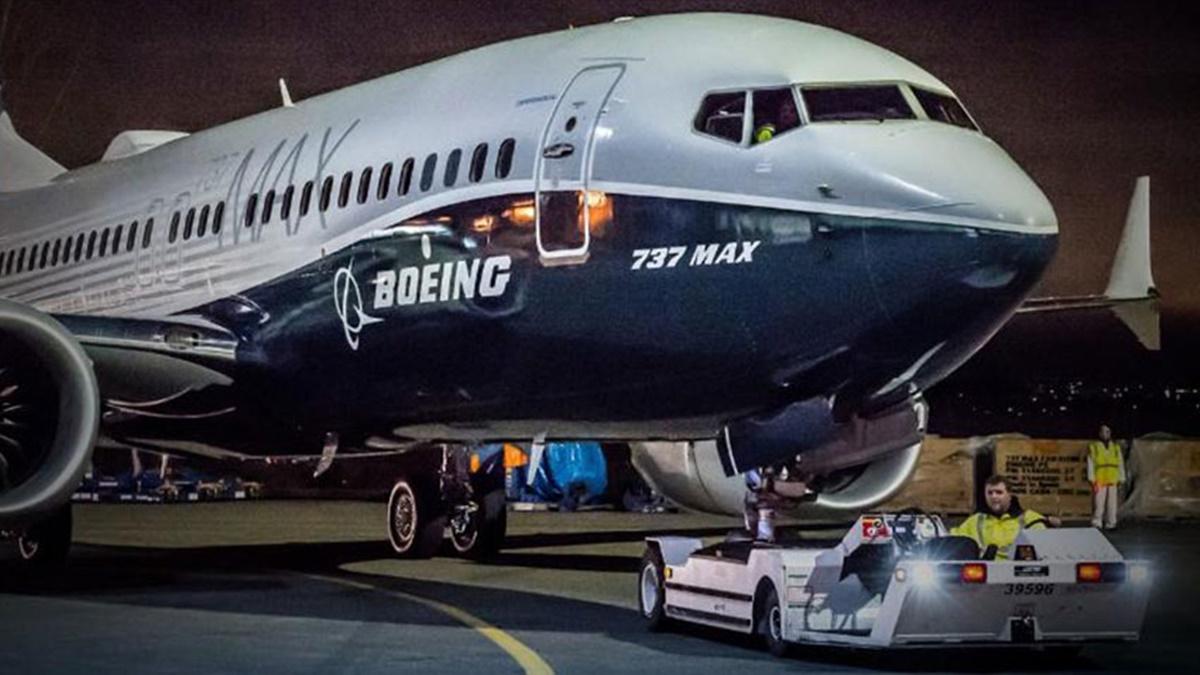 Boeing, 737 MAX Soruşturması ile Karşı Karşıya