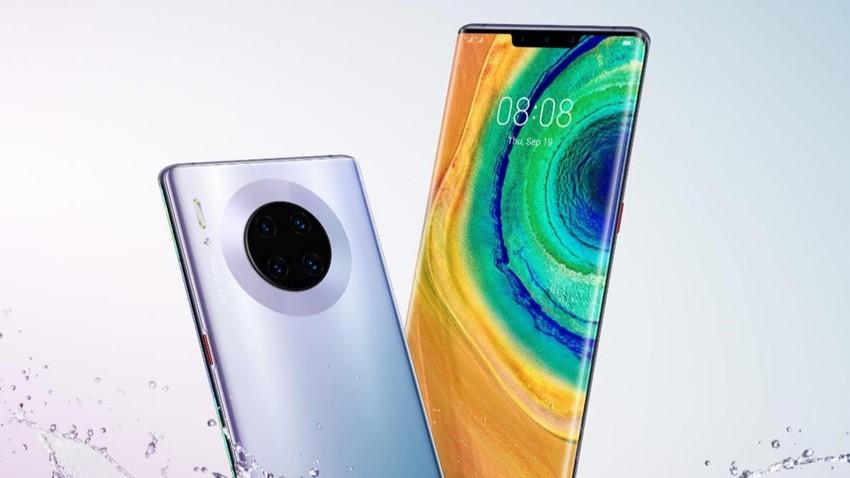 Huawei Mate 40 Performanta Vites Yükseletecek