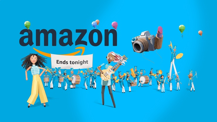 Amazon Prime Day Ertelendi