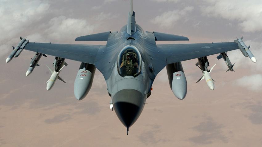 F16'lar İçin Yeni Sistem Geliştirildi