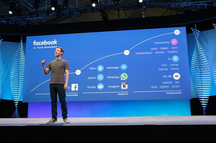 Facebook Koronavirüs Nedeniyle Etkinliklerini İptal Etme Kararı Aldı