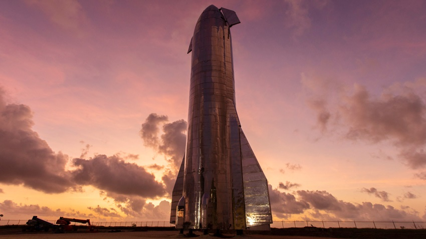 Starship 3. Prototipi Test Sırasında Patladı