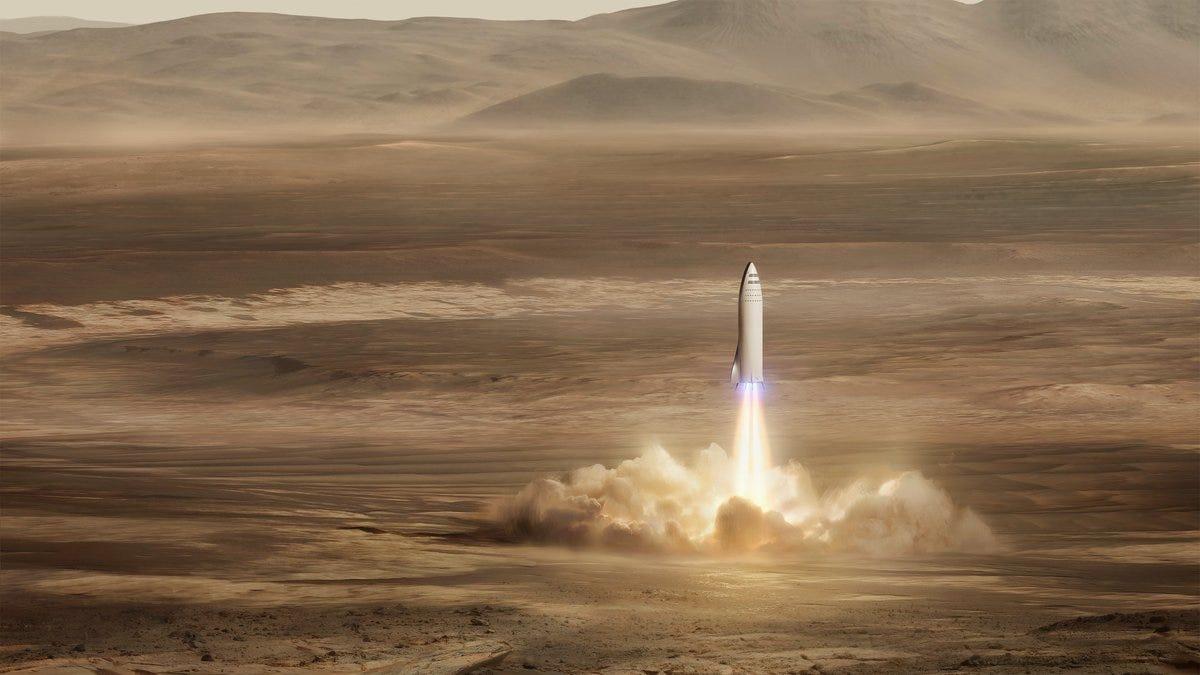 Starship 4. Prototipi Dondurucu Testini Basariyla Gecti