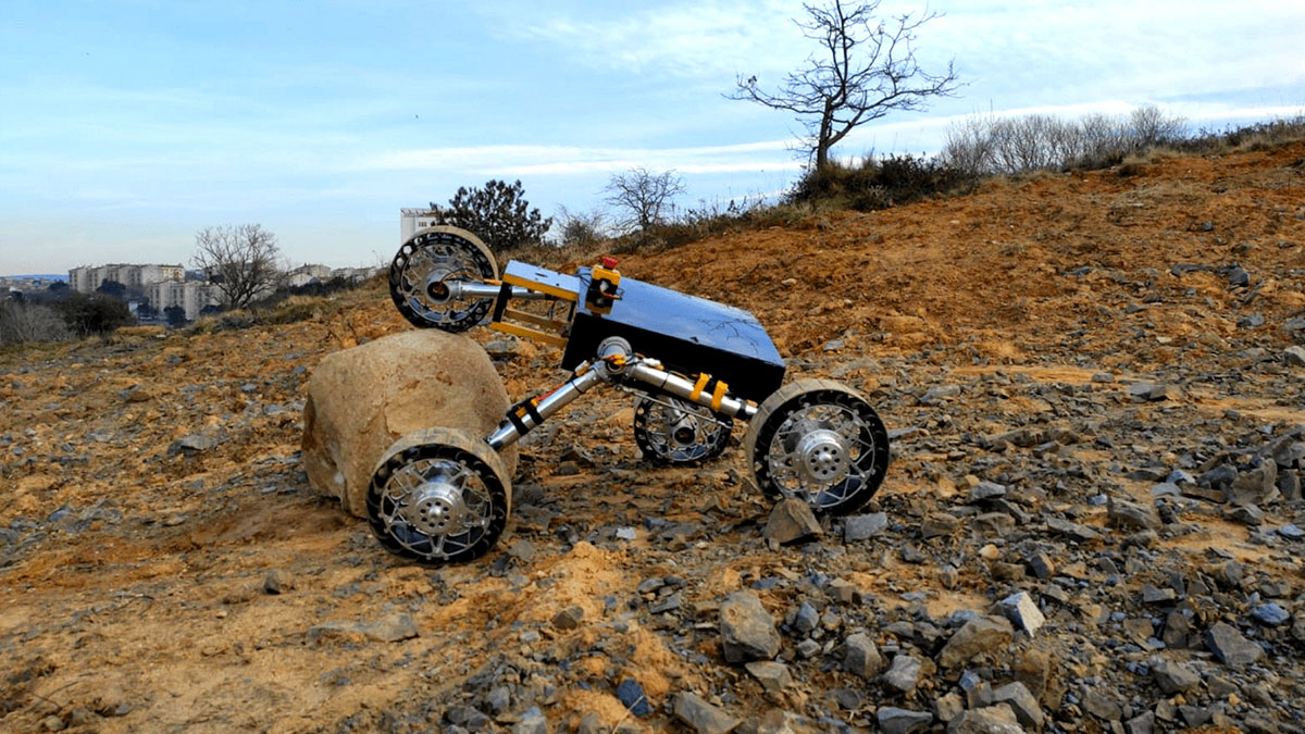 İTÜ Rover Takımı