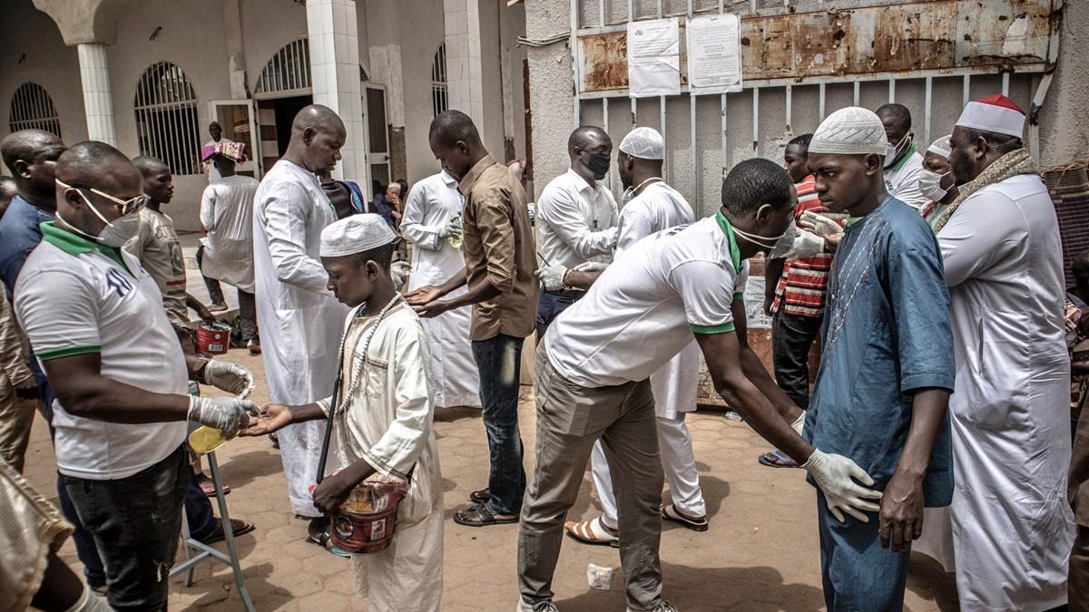 Afrika Koronavirüs Ölüm Sayısı Tahmini