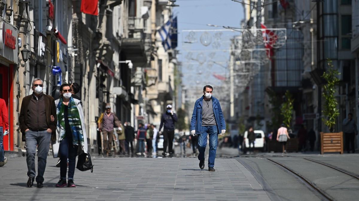 Türkiye'nin Koronafobi Haritası Yayınlandı