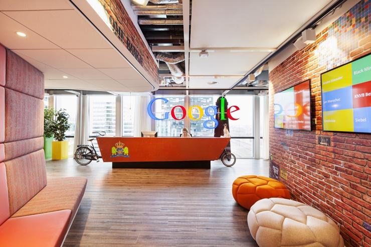 Google Ofisleri Açılıyor