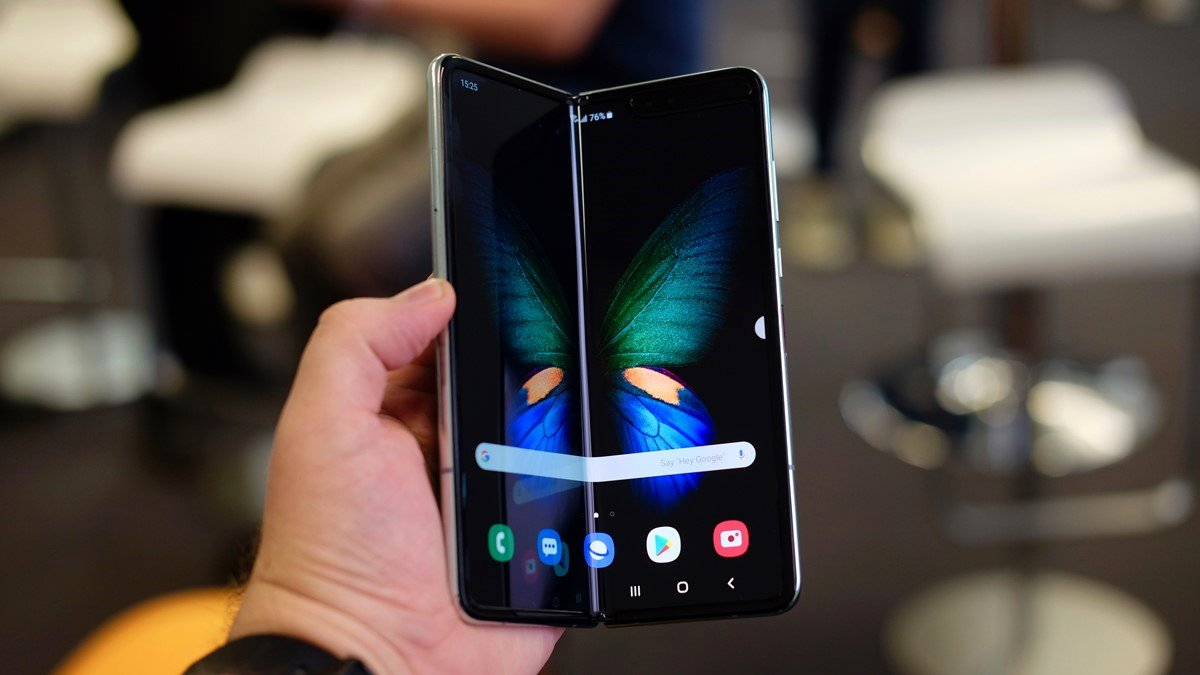 Samsung Galaxy Fold 2 Stok Sorunları Yaşayabilir -2