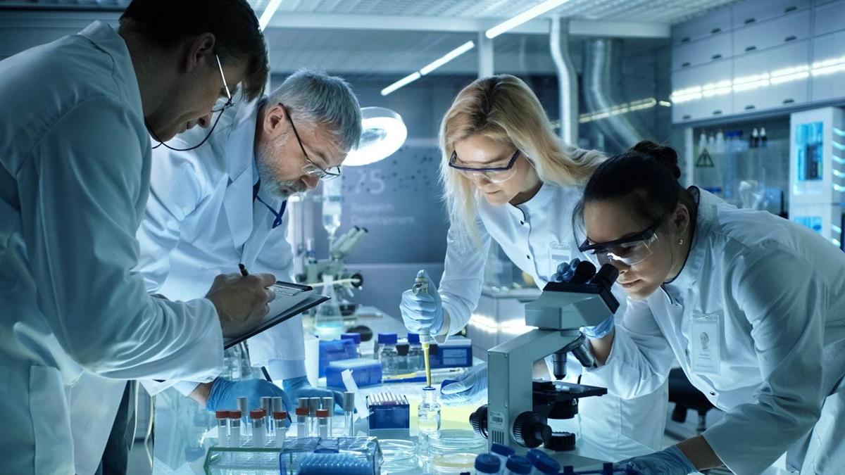 Bilim İnsanları 100 Milyon Yaşındaki Mikropları Uyandırdı -1