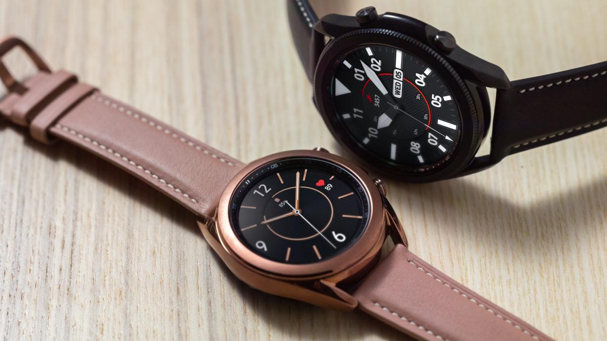 Galaxy Watch vs Galaxy Watch 3 Kıyaslaması
