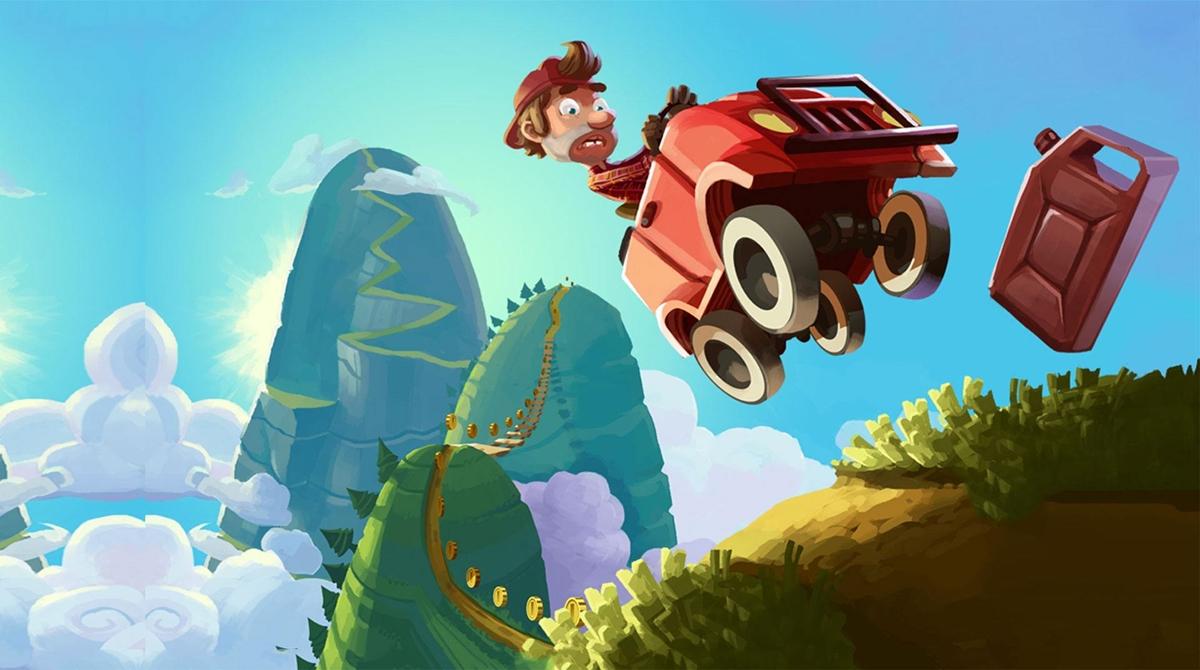 hill climb racing tamindir