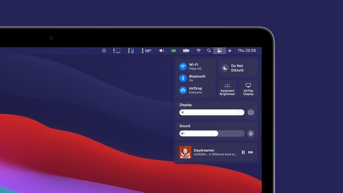 macOS Big Sur Beta 6 Yenilikleri -1