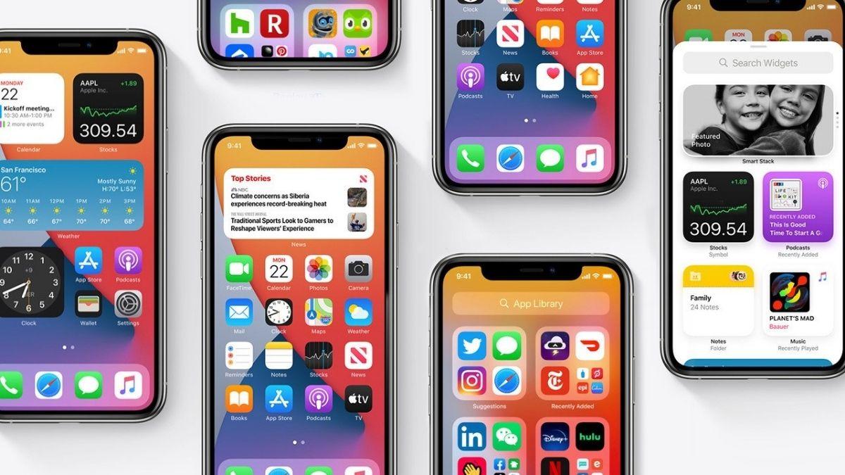 iOS 14 ve iPadOS 14 Yayınlandı!