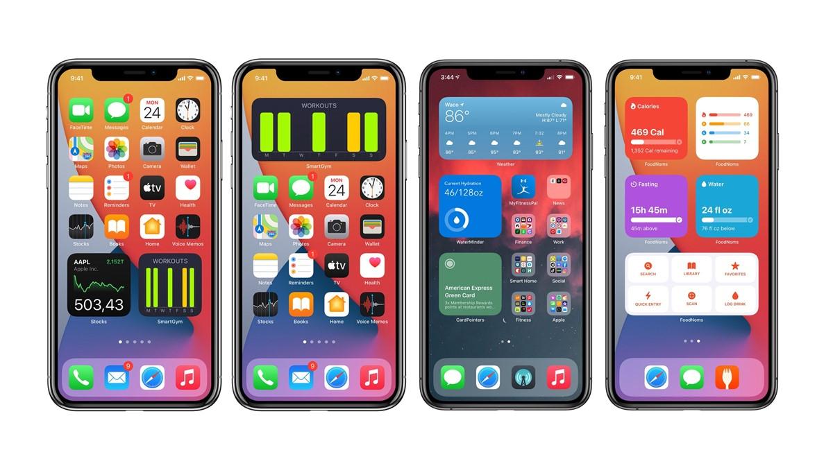 Widget Destekli iOS Uygulamaları