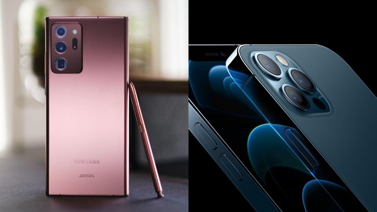 Galaxy Note 20 Ultra vs iPhone 12 Pro Max Kıyaslaması: Hangisi Daha İyi?