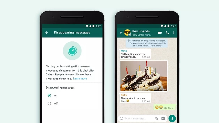 whatsapp-kaybolan-mesaj-ozelligi-nasil-kullanilir