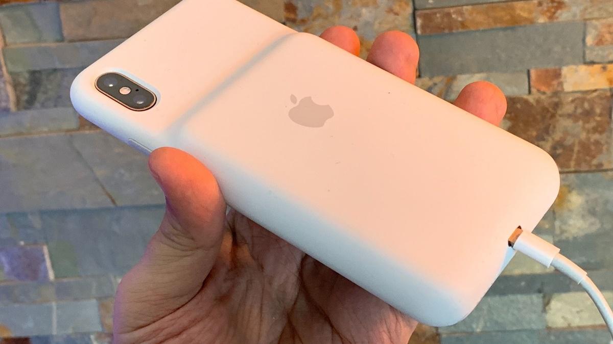 Apple Kablosuz Şarj Kılıfı