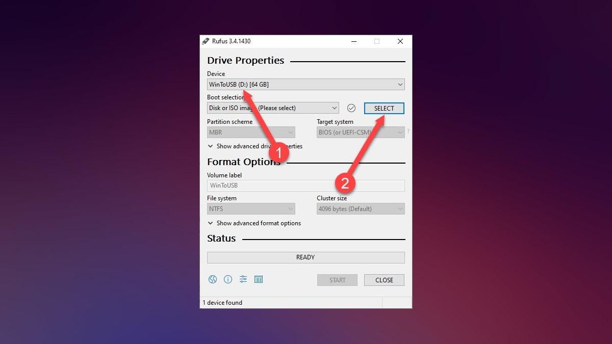 Windows 10'u USB Belleğe Kurma ve USB Üzerinden Çalıştırma Nasıl Yapılır? -1