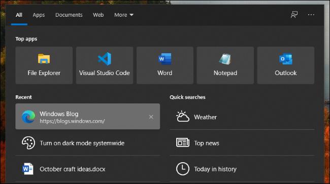 Windows 10 21H1 Güncellemesi ile Gelecek Yenilikler