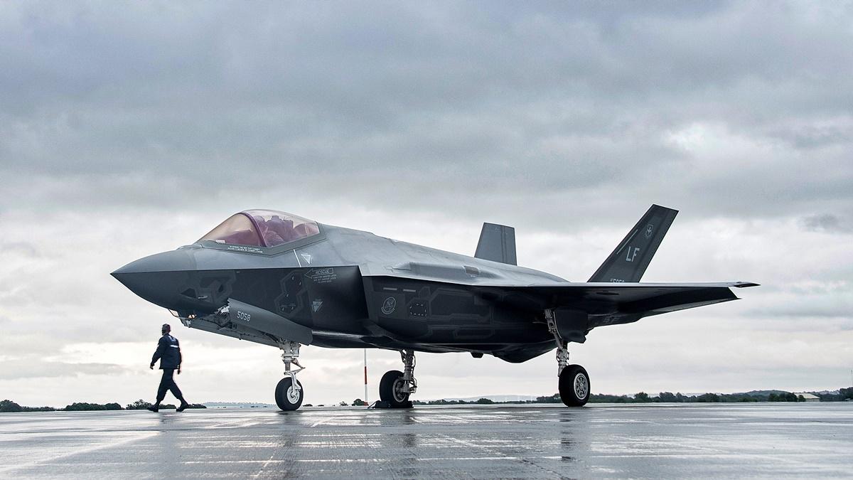 ABD Hava Kuvvetleri'nden Sessiz İtiraf: F-35 Başarısızlık Dolu! -1
