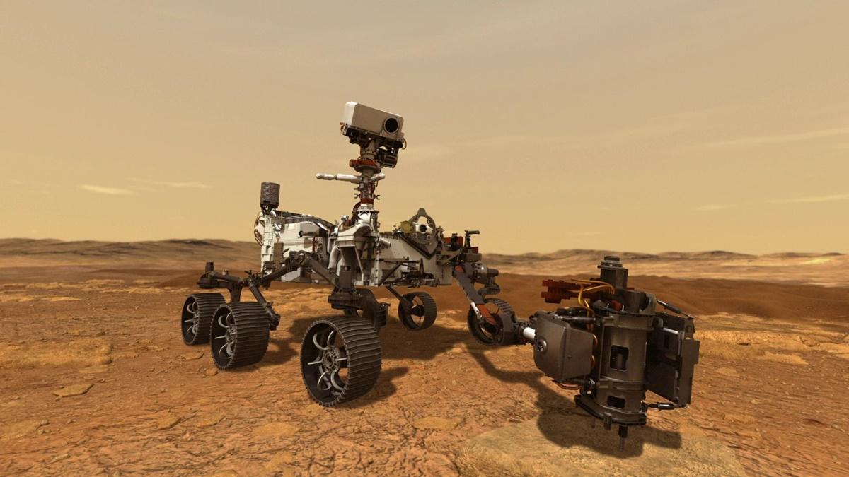NASA'nın Mars Keşif Aracı Otuz Yıllık İşlemci Kullanıyor
