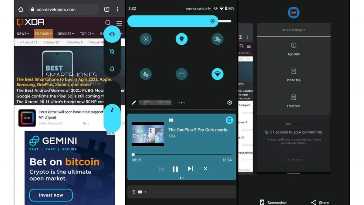 Android 12 Tasarımı Karşınızda: Neler Değişti? -1