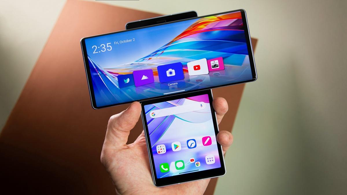 LG'nin Akıllı Telefon Dünyasına Katkıları -5