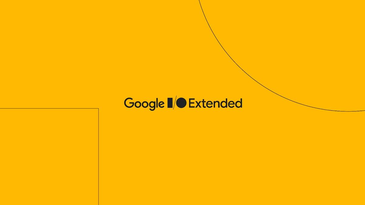 Google I/O Extended Turkey Başlıyor!