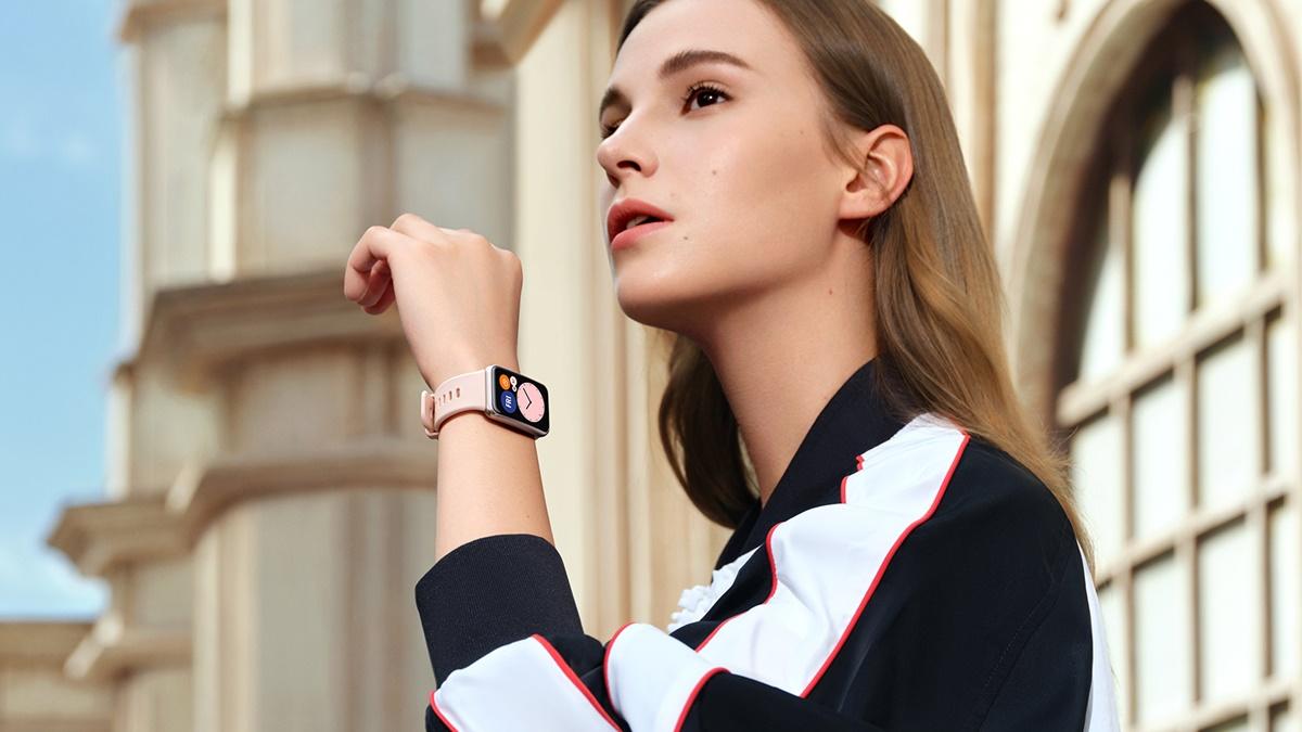 Huawei Watch Fit Elegant İnceleme -2