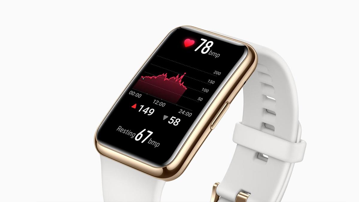 Huawei Watch Fit Elegant İnceleme -5