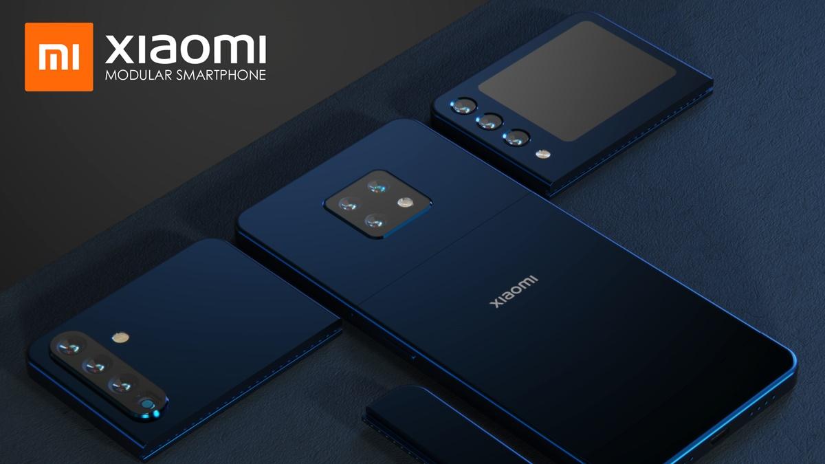 Xiaomi Modüler Telefon Üzerine Çalışıyor -1