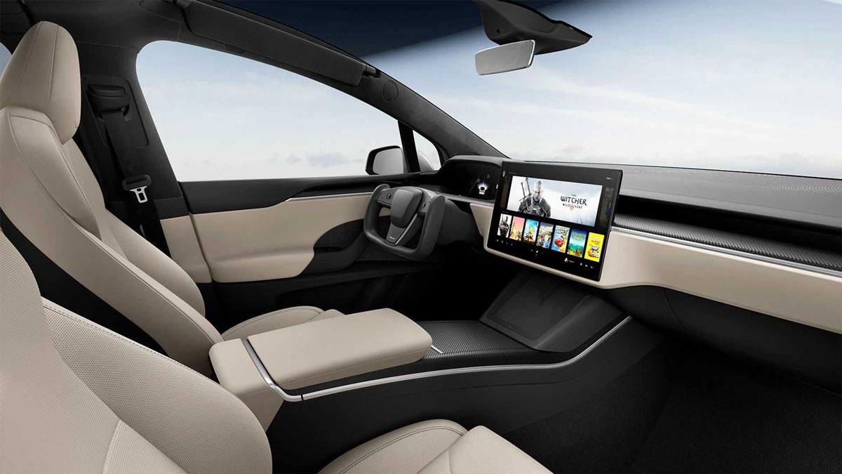 AMD ve Tesla Araç içi Oyun Deneyimi için Birlikte Çalışacak!
