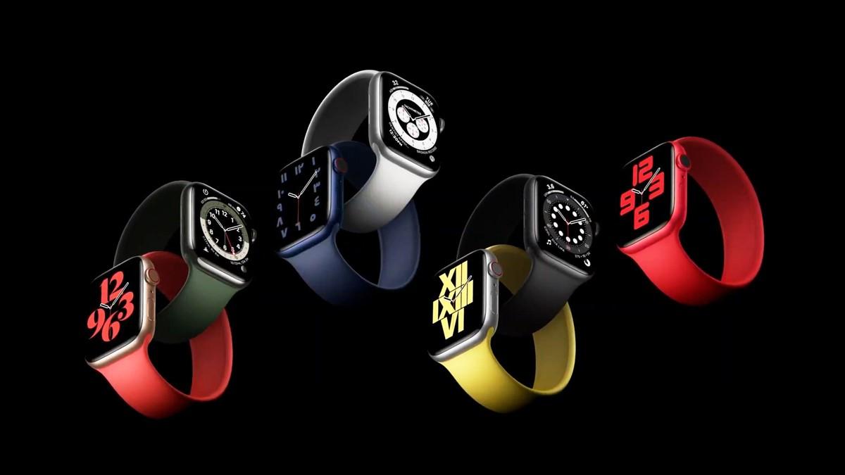 Apple Watch 7 Yenilenmiş Tasarım ile Gelecek!