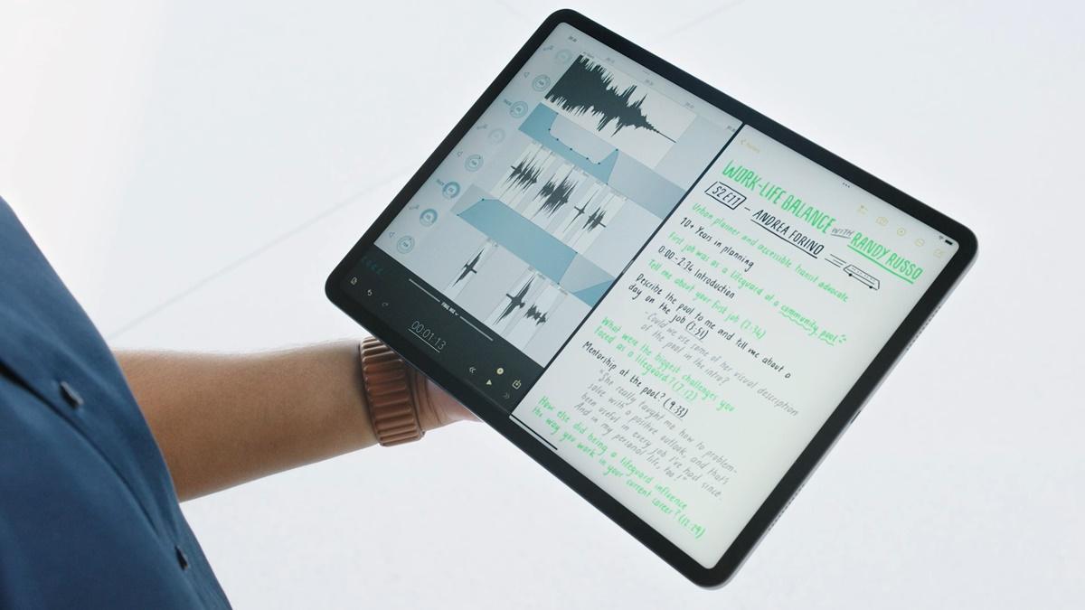Çoklu Görevler (iPadOS)