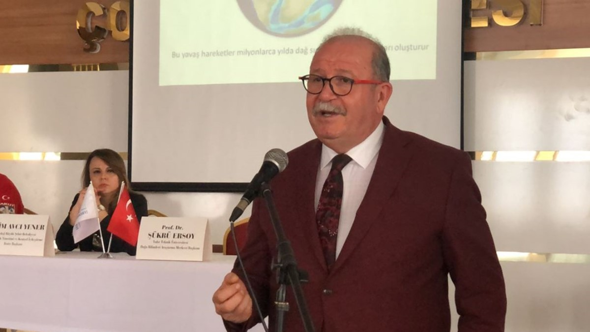 Şükrü Ersoy İstanbul Depremi Hakkında Açıklama Yaptı