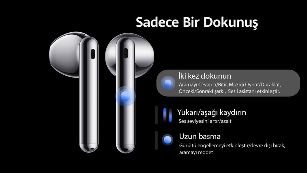 Huawei FreeBuds 4 İnceleme -3