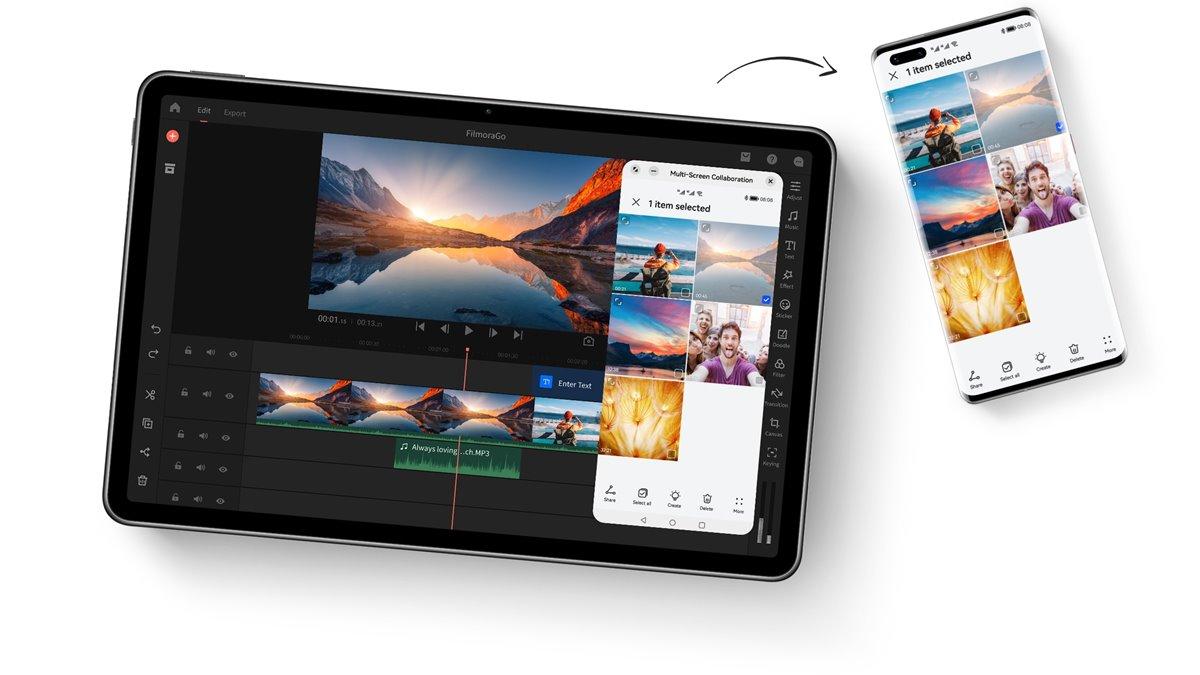 Huawei MatePad 11 İncelemesi Detay