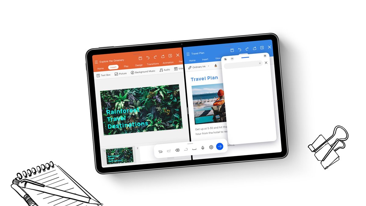 Huawei MatePad 11 İncelemesi -2