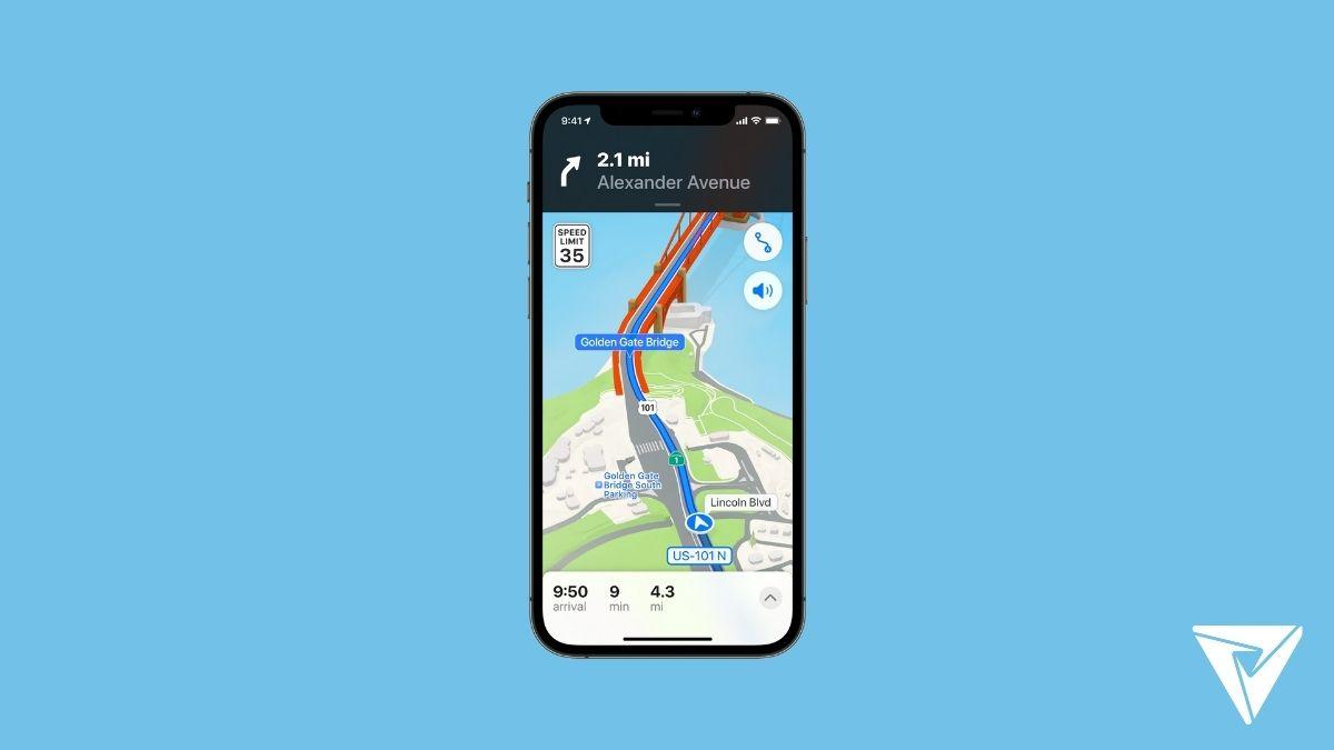 iOS 15 Yenilikleri: Harita