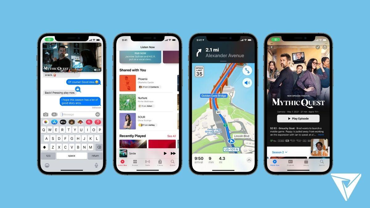 iOS 15 Yenilikleri: Diğer Yenilikler