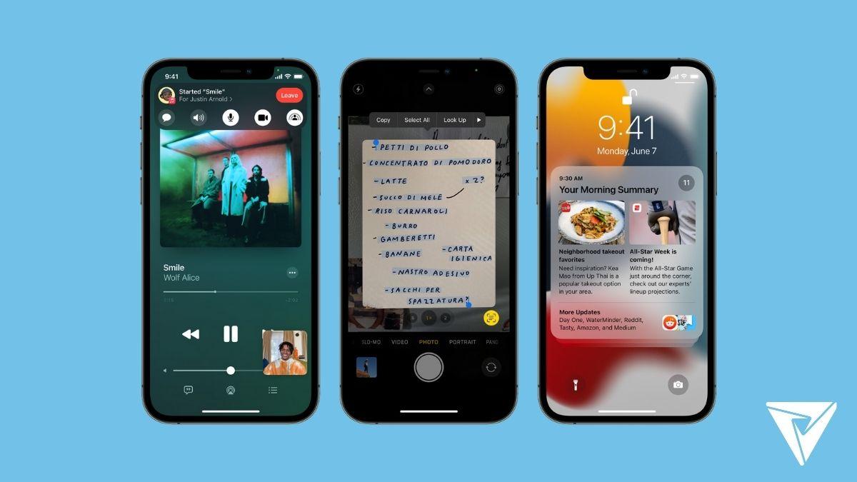 iOS 15 Yenilikleri