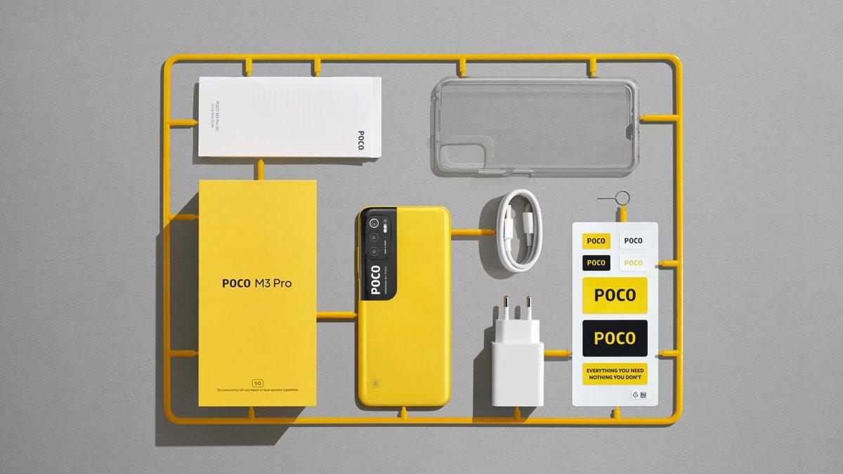 Poco M3 Pro 5G Stokları Yenilendi