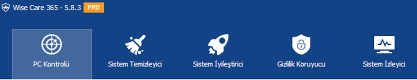 PC Hızlandırma Programı Slide