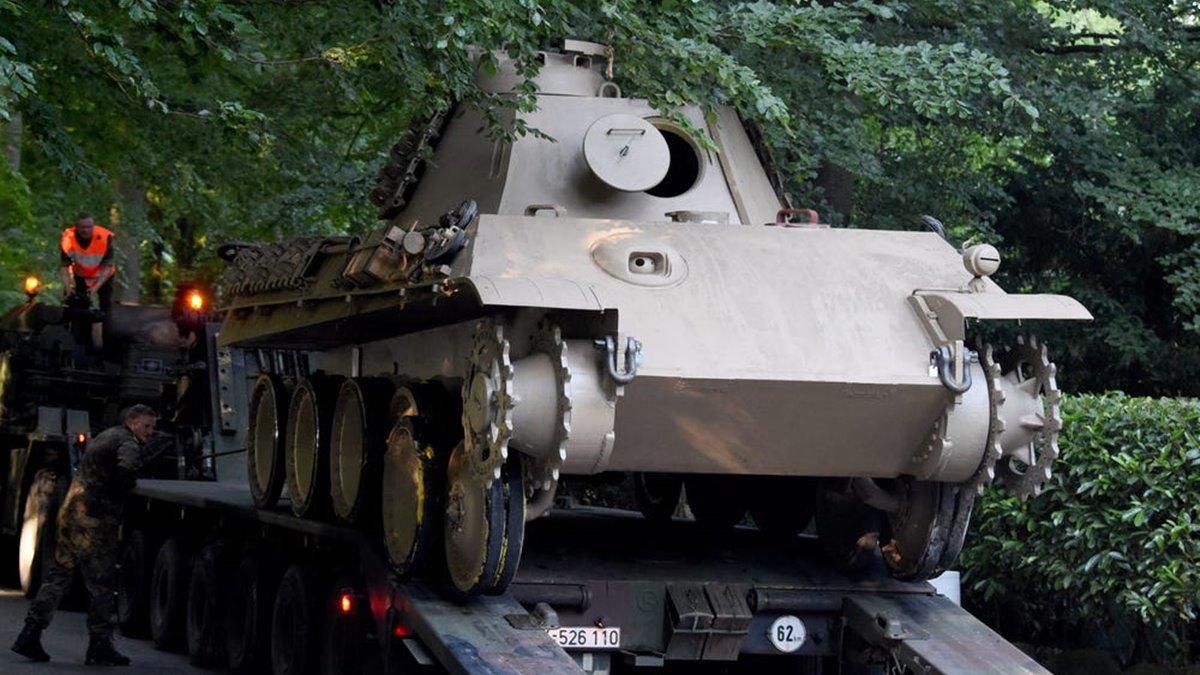 Bodrumunda Muharebe Tankı Saklayan Adama Para Cezası Kesildi