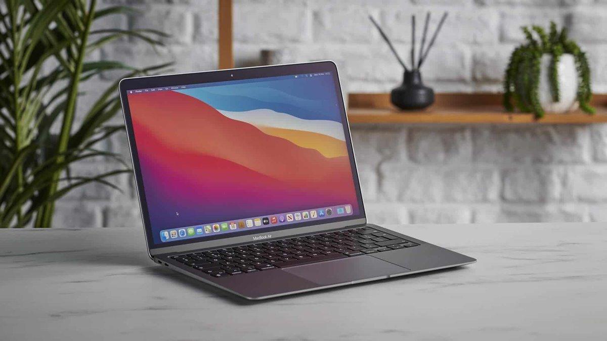 Çift Ekranlı MacBook Patenti Ortaya Çıktı
